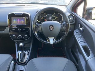 2015 Renault Clio IV B98 Expression EDC Red 6 Speed Sports Automatic Dual Clutch Hatchback