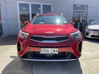 2021 Kia Stonic YB MY22 Sport FWD Signal Red 6 Speed Automatic Wagon.