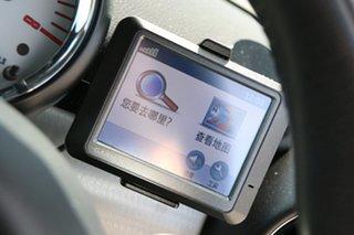 2008 Mini Clubman R55 Cooper Chilli Blue 6 Speed Sports Automatic Wagon
