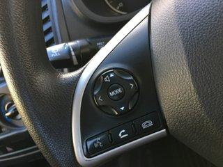 2015 Mitsubishi Triton MQ GLX White Sports Automatic