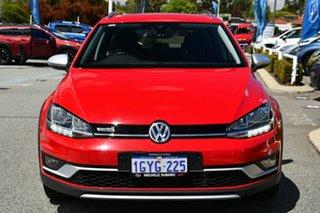 2019 Volkswagen Golf 7.5 MY19.5 Alltrack DSG 4MOTION 132TSI Red 6 Speed Sports Automatic Dual Clutch