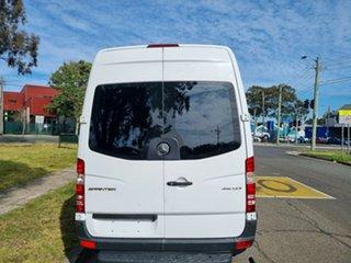 2014 Mercedes-Benz Sprinter 906 MY14 416CDI MWB White 7 Speed Automatic Van.