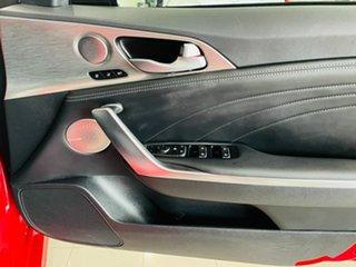 2021 Kia Stinger CK MY21 GT-Line Fastback Red 8 Speed Sports Automatic Sedan