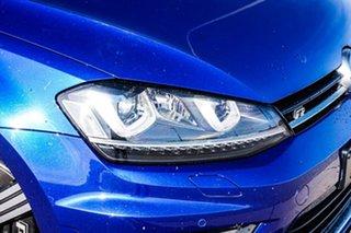 2014 Volkswagen Golf VII MY15 R 4MOTION Blue 6 Speed Manual Hatchback