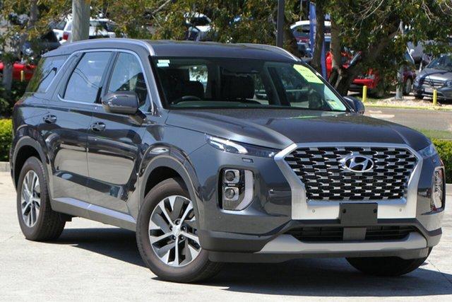 New Hyundai Palisade LX2.V1 MY21 AWD Moorooka, 2021 Hyundai Palisade LX2.V1 MY21 AWD Graphite Gray 8 Speed Sports Automatic Wagon