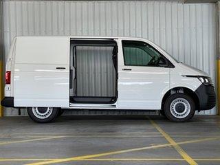 2021 Volkswagen Transporter T6.1 MY21 TDI340 SWB DSG White 7 Speed Sports Automatic Dual Clutch Van.
