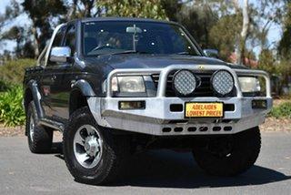 2005 Mazda Bravo B4000 SDX Freestyle Grey 5 Speed Automatic Utility.