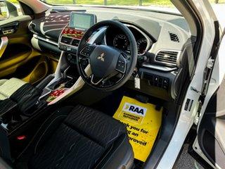 2019 Mitsubishi Eclipse Cross YA MY18 ES (2WD) White Continuous Variable Wagon