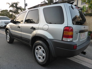 2005 Ford Escape ZB XLS Silver 4 Speed Automatic Wagon.