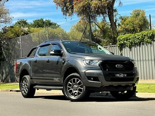 2017 Ford Ranger PX MkII FX4 Double Cab Grey 6 Speed Sports Automatic Utility.