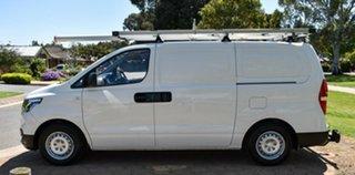 2018 Hyundai iLOAD TQ4 MY19 White 6 Speed Manual Van