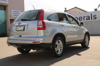 2010 Honda CR-V MY10 (4x4) Luxury Silver 5 Speed Automatic Wagon