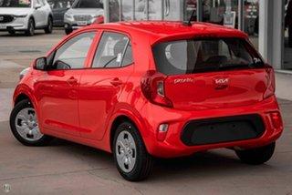 2021 Kia Picanto JA MY22 S Red 4 Speed Automatic Hatchback
