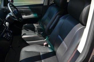 2013 Toyota Tarago ACR50R MY13 GLX Black 7 Speed CVT Auto Sequential Wagon