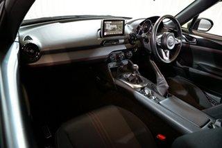 2016 Mazda MX-5 ND RF SKYACTIV-MT Grey 6 Speed Manual Targa
