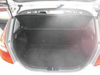 2010 Hyundai i30 FD SX White 4 Speed Automatic Hatchback