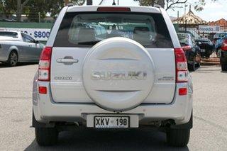 2005 Suzuki Grand Vitara SQ625 S4 Silver 4 Speed Automatic Wagon