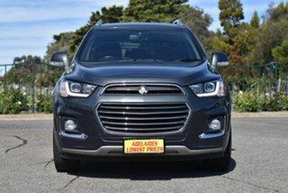 2016 Holden Captiva CG MY16 LTZ AWD Grey 6 Speed Sports Automatic Wagon.