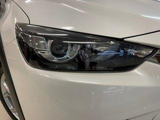 2021 Mazda CX-3 DK4W7A Maxx SKYACTIV-Drive i-ACTIV AWD Sport White 6 Speed Sports Automatic Wagon.