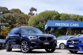 2018 BMW X3 G01 xDrive30i Steptronic Carbon Black 8 Speed Automatic Wagon