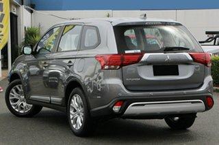 2020 Mitsubishi Outlander ZL MY21 ES 2WD Starlight 6 Speed Constant Variable Wagon.