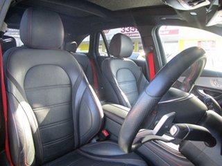 2017 Mercedes-Benz GLC-Class X253 GLC43 AMG 9G-Tronic 4MATIC Black 9 Speed Sports Automatic Wagon