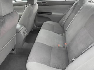2006 Toyota Camry ACV36R Altise Limited Silver 4 Speed Automatic Sedan