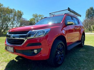 2016 Holden Colorado 7 RG MY16 LTZ Red 6 Speed Sports Automatic Wagon