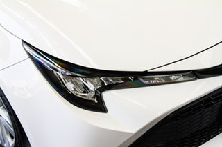 2018 Toyota Corolla ZWE211R Ascent Sport Hybrid Glacier White Continuous Variable Hatchback