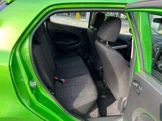 2010 Mazda 2 DE10Y1 Neo Spirited Green 5 Speed Manual Hatchback