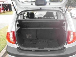 2006 Hyundai Getz TB (MY06) Silver 5 Speed Manual Hatchback