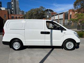 2015 Hyundai iLOAD TQ3-V Series II MY16 White 5 Speed Automatic Van