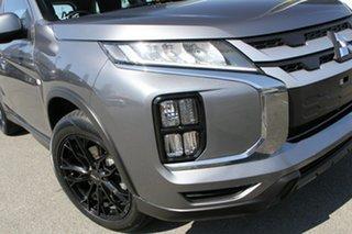 2020 Mitsubishi ASX XD MY20 ES 2WD Titanium 1 Speed Constant Variable Wagon.