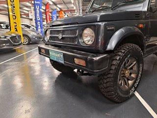 1995 Suzuki Sierra VX JX Metallic Grey 5 Speed Manual Hardtop