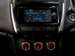 2014 Peugeot 4008 MY15 Active 2WD Black 6 Speed Constant Variable Wagon