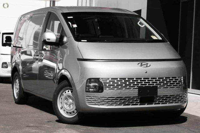 New Hyundai Staria-Load US4.V1 MY22 Nailsworth, 2021 Hyundai Staria-Load US4.V1 MY22 Shimmering Silver 8 Speed Sports Automatic Van