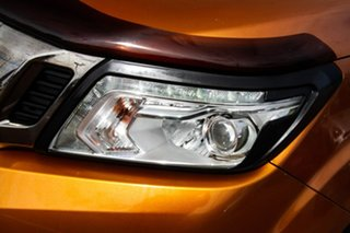 2017 Nissan Navara D23 S3 ST Gold 7 Speed Sports Automatic Utility