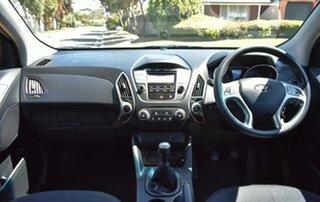 2012 Hyundai ix35 LM MY12 Active Grey 5 Speed Manual Wagon.