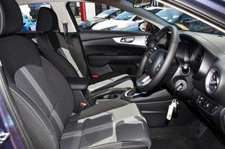 2021 Kia Cerato BD MY22 Sport Mineral Blue 6 Speed Sports Automatic Hatchback