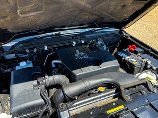 2011 Mitsubishi Pajero NT MY11 Exceed LWB (4x4) 5 Speed Auto Sports Mode Wagon