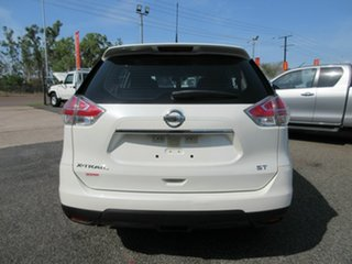 2015 Nissan X-Trail T32 ST  X-tronic Pearl White 6 Speed Constant Variable Wagon