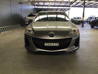 2013 Mazda 3 BL10F2 MY13 Neo Activematic Aluminium 5 Speed Sports Automatic Sedan