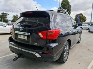 2017 Nissan Pathfinder R52 Series II MY17 ST-L X-tronic 4WD Black 1 Speed Constant Variable Wagon