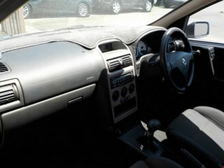 2003 Holden Astra TS MY03 SRi Silver 4 Speed Automatic Hatchback