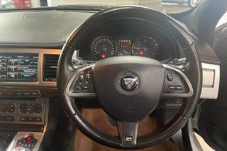2015 Jaguar XF X260 MY16 R-Sport White 8 Speed Sports Automatic Sedan