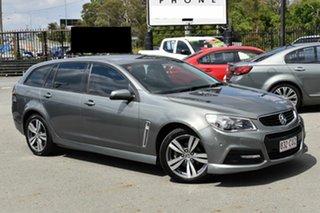 2014 Holden Commodore VF SV6 Grey 6 Speed Automatic Sportswagon.