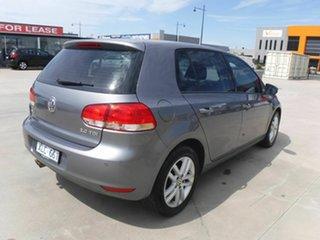 2009 Volkswagen Golf V MY09 Edition Grey 6 Speed Manual Hatchback.