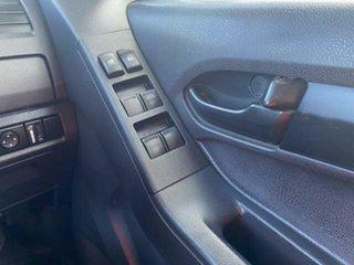 2014 Isuzu D-MAX TF MY12 SX (4x4) 5 Speed Manual Crew Cab Chassis