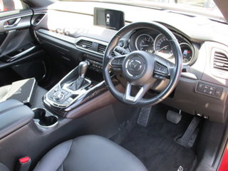 2016 Mazda CX-9 TC Azami SKYACTIV-Drive Red 6 Speed Sports Automatic Wagon.