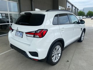 2020 Mitsubishi ASX XD MY20 LS 2WD Solid White 1 Speed Constant Variable Wagon
